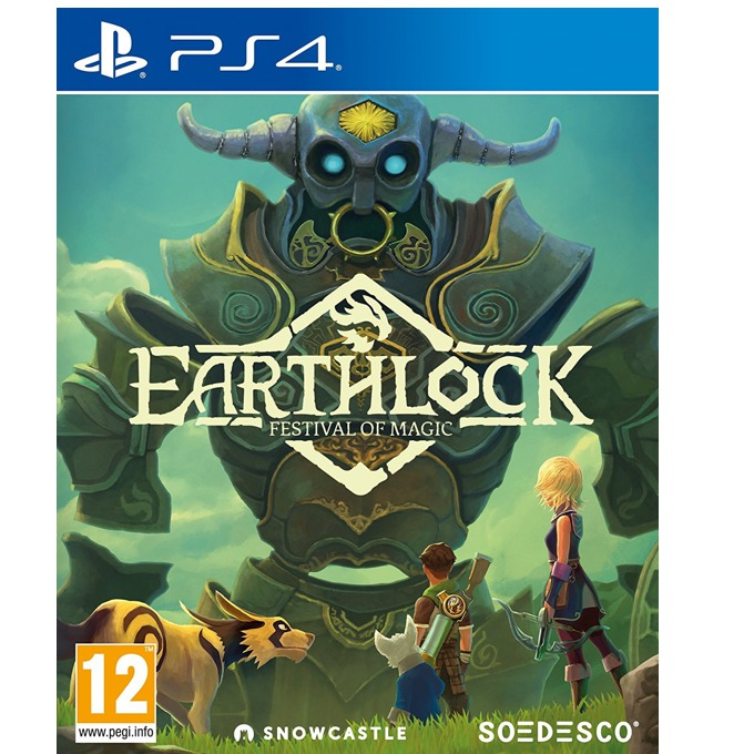 Игра за конзола Earthlock: Festival of Magic, за PS4 image