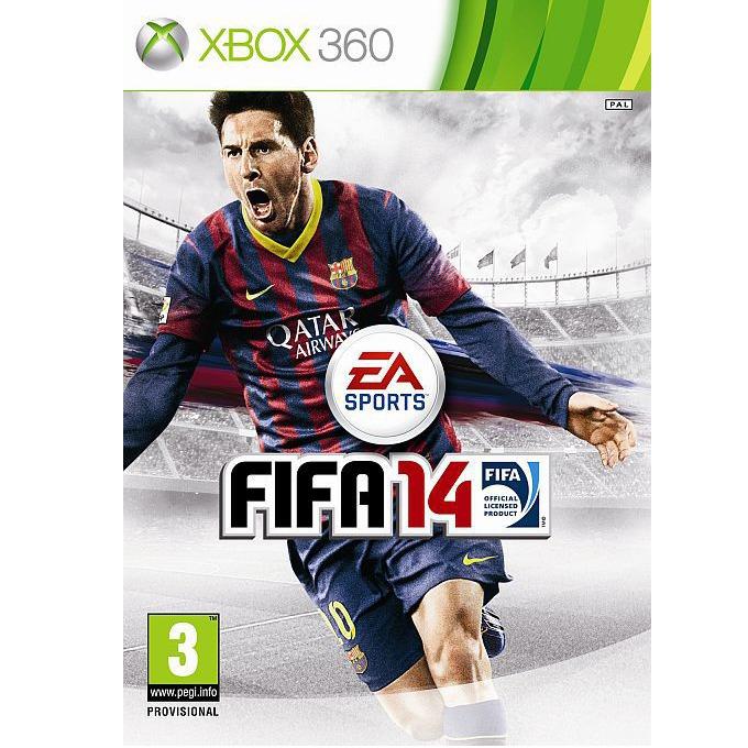 Игра за конзола FIFA 14, за XBOX360 image