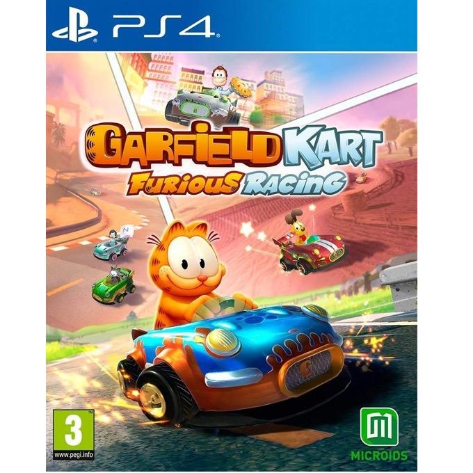 Игра за конзола Garfield Kart: Furious Racing, за PS4 image
