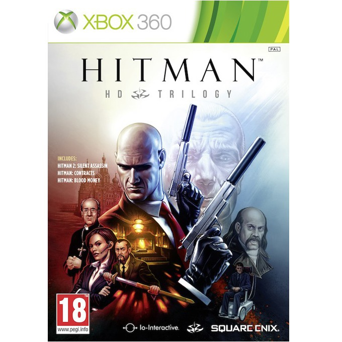 Hitman: HD Trilogy, за XBOX360 image