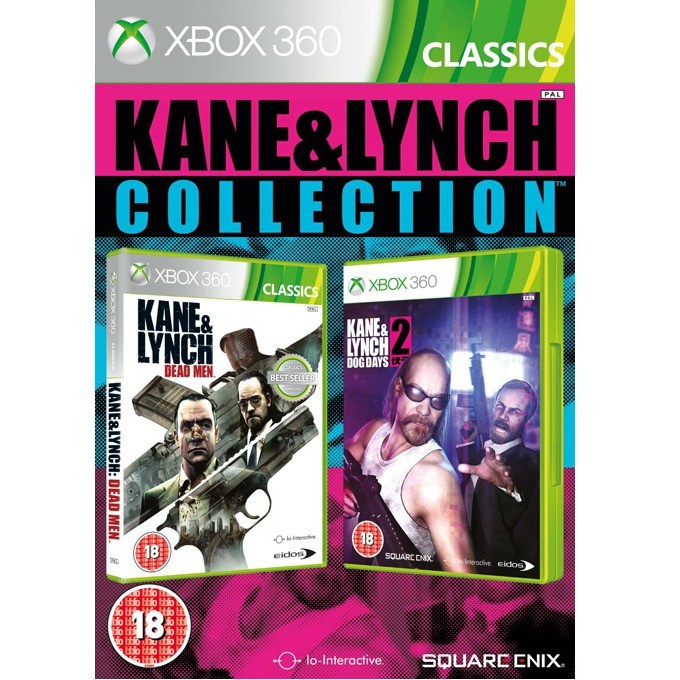 Kane & Lynch Collection, за XBOX360 image