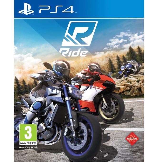 Игра за конзола Ride, за PS4 image