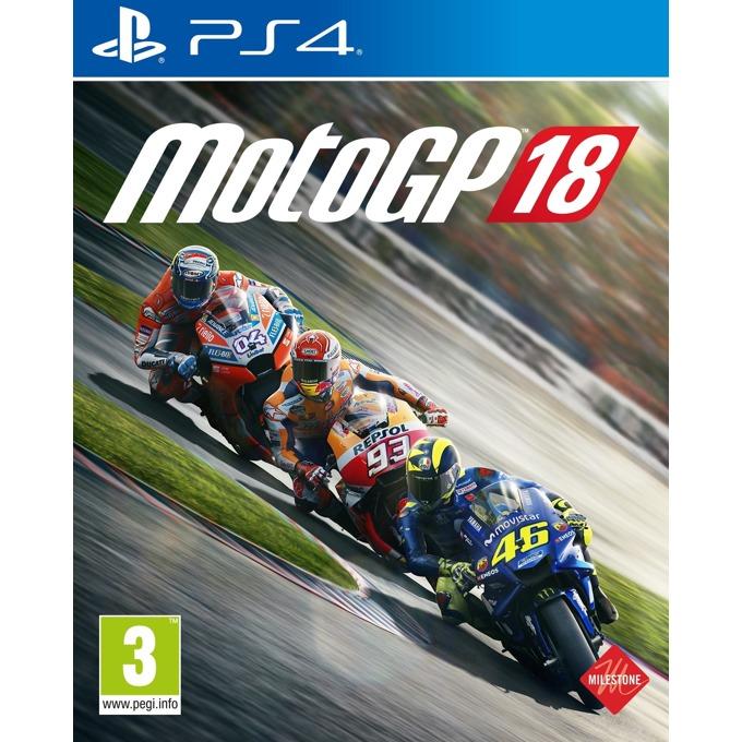 Игра за конзола MotoGP 18, PS4 image