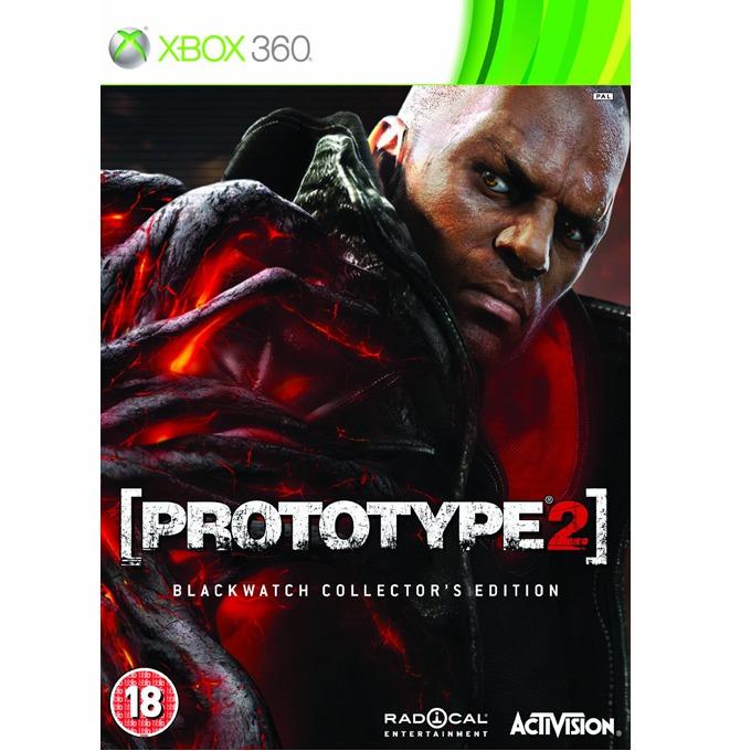 Prototype 2: Blackwatch Collectors Edition, за XBOX360 image
