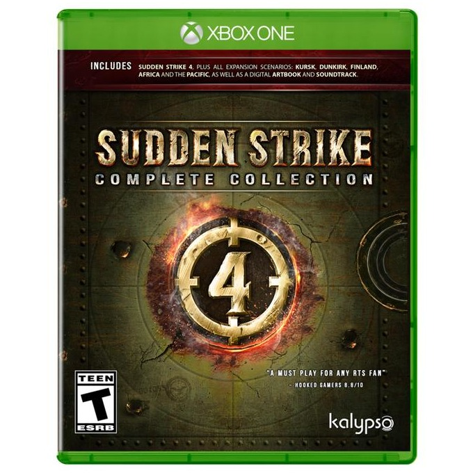 Игра за конзола Sudden Strike 4 Complete Collection, за Xbox One image