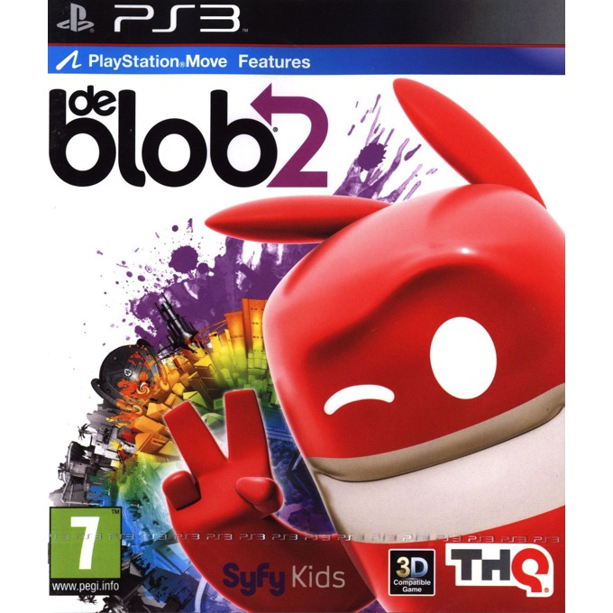 Игра за конзола de Blob 2, за PS3 image