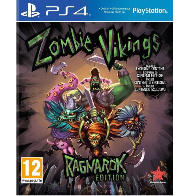 Zombie Vikings: Ragnarok Edition, за PS4 image