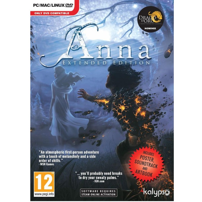 Anna: Extended Edition, за PC image