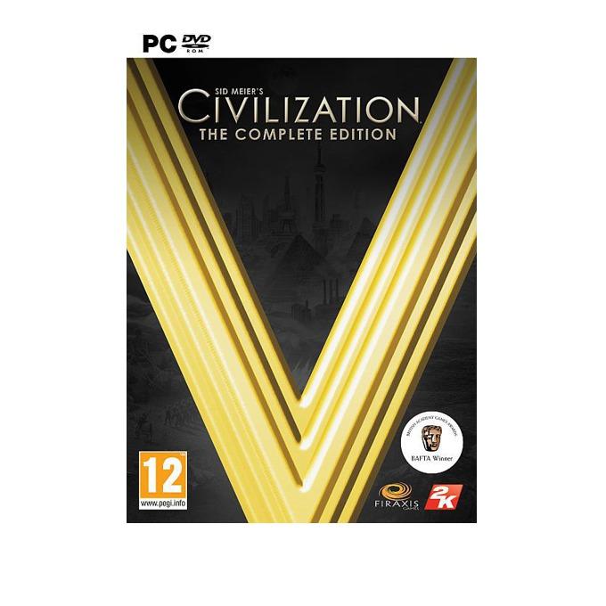 Игра Civilization V The Complete Edition, за PC image
