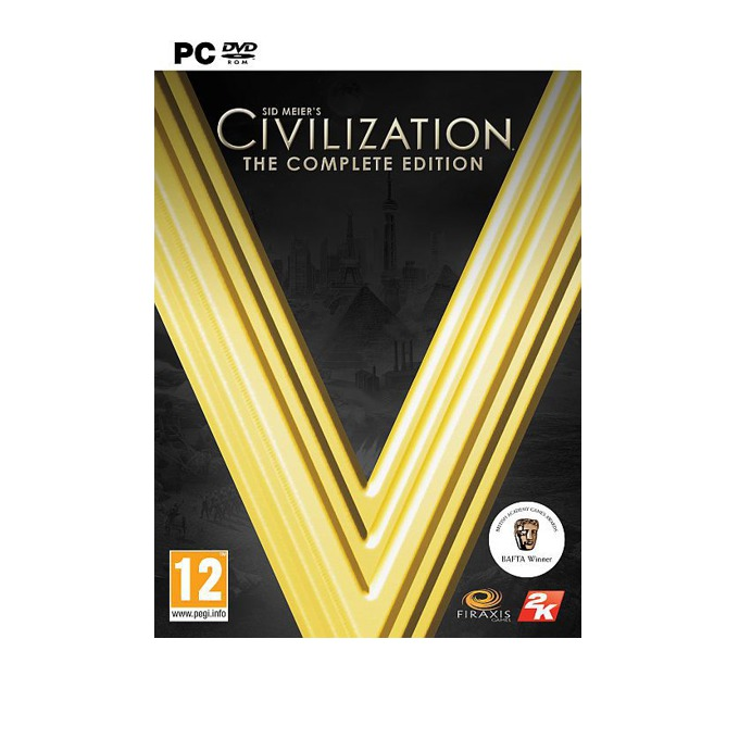 Игра Civilization V The Complete Edition, за PC image
