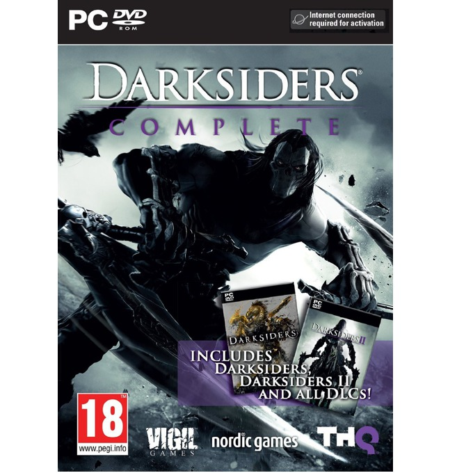 Darksiders Complete Edition, за PC image