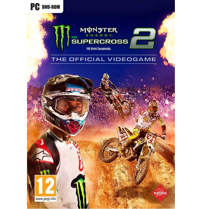 Monster Energy Supercross - The Official Videogame 2, за PC image