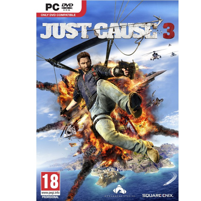 Just Cause 3 Day 1 Edition, DLC Weaponized Vehicle Pack, за PC image