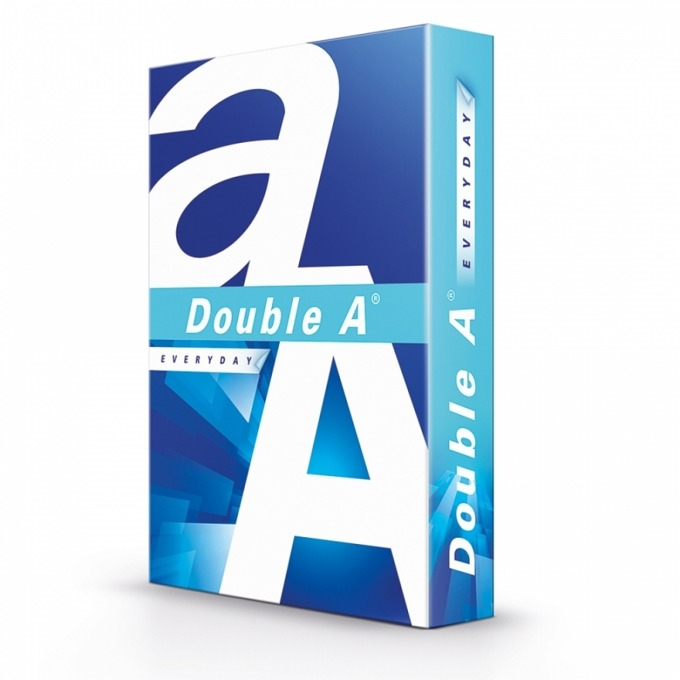 ХАРТИЯ DOUBLE A EVERYDAY A4 500 ЛИСТА