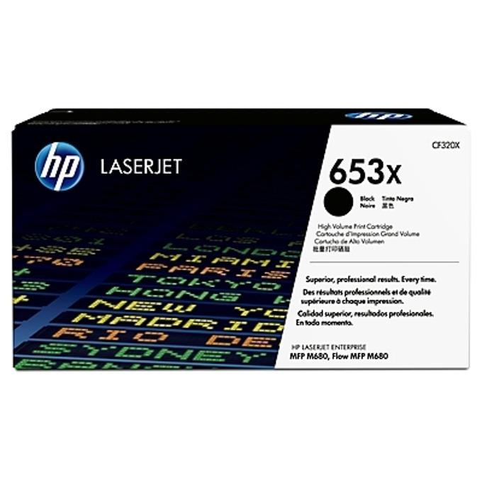 HP 653X (CF320X) Black product