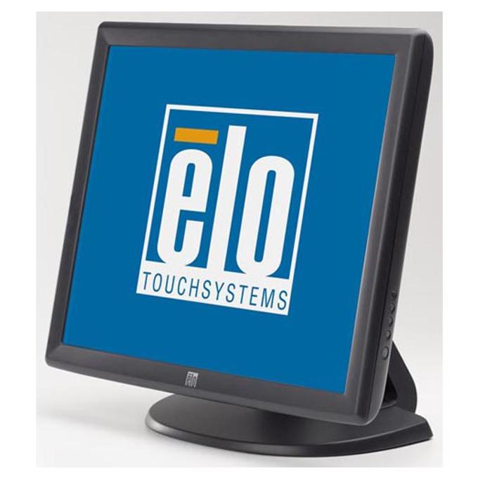 "Монитор 15""(38.10cm) ELO TOUCH ET1517L, 25ms, 700:1, 250cd/m2, 4:3, D-Sub mini image"