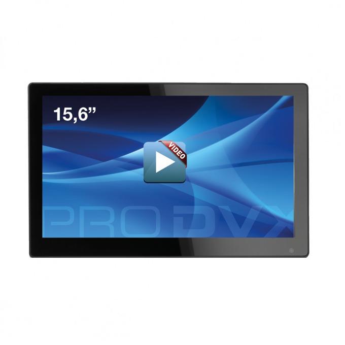 "Дисплей ProDVX SD-15, 15.6"" (39.62 cm), HD, HDMI, USB image"