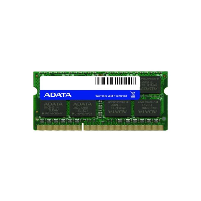 8GB AData DDR3L 1600MHz SO-Dimm