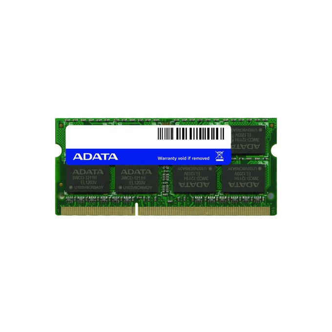8GB DDR3L 1600MHz SO-Dimm, A-Data Premier Series image