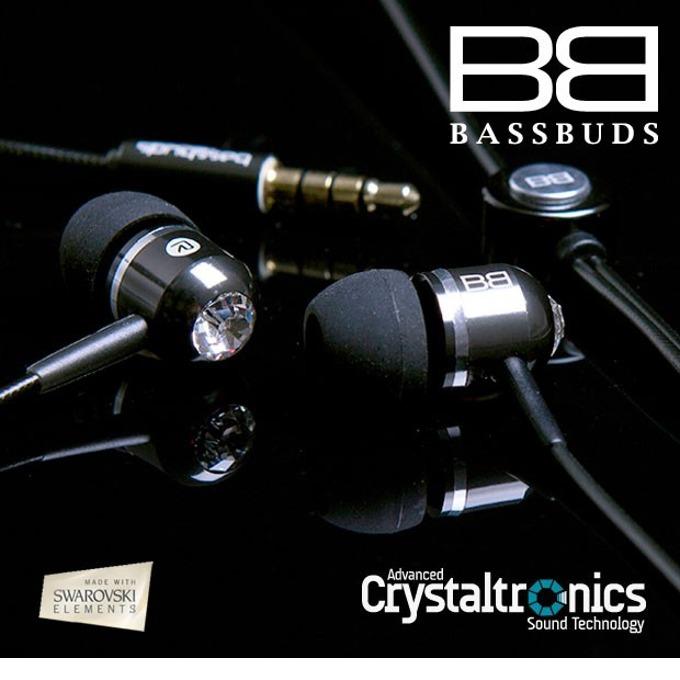 BassBuds Classic High Performance (черни) product