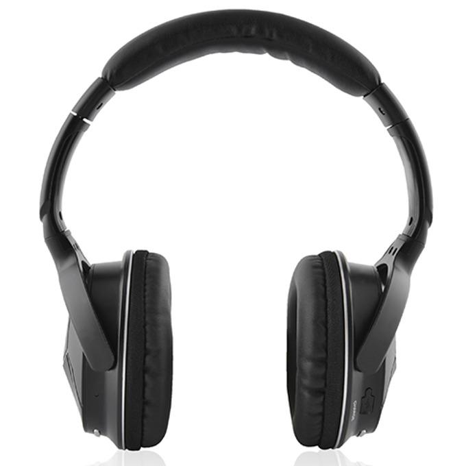 Слушалки Modecom S-MC-950B-SPIDER, Bluetooth, микрофон, черни image