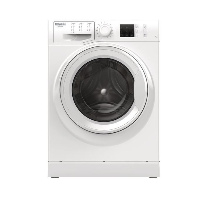 Перална машина Hotpoint-Ariston NM10 743 W EU, клас A+++, 7 кг. капацитет, 1400 оборота в минута, свободностояща, 60 cm. ширина, бяла image