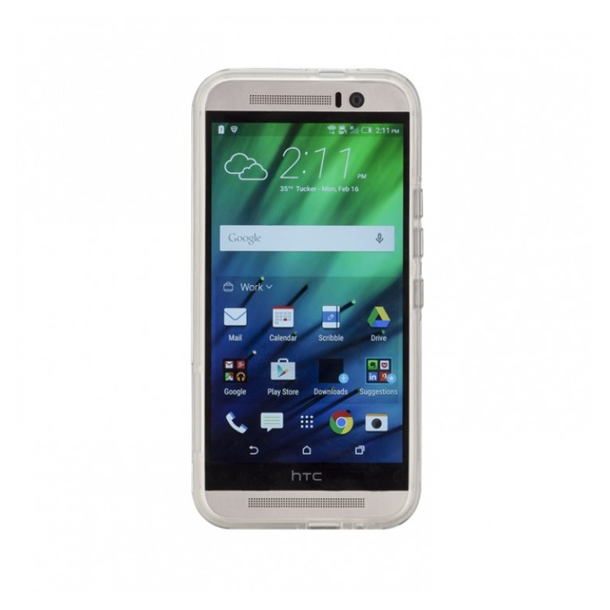 CaseMate Tough Case Naked for HTC One 3 M9
