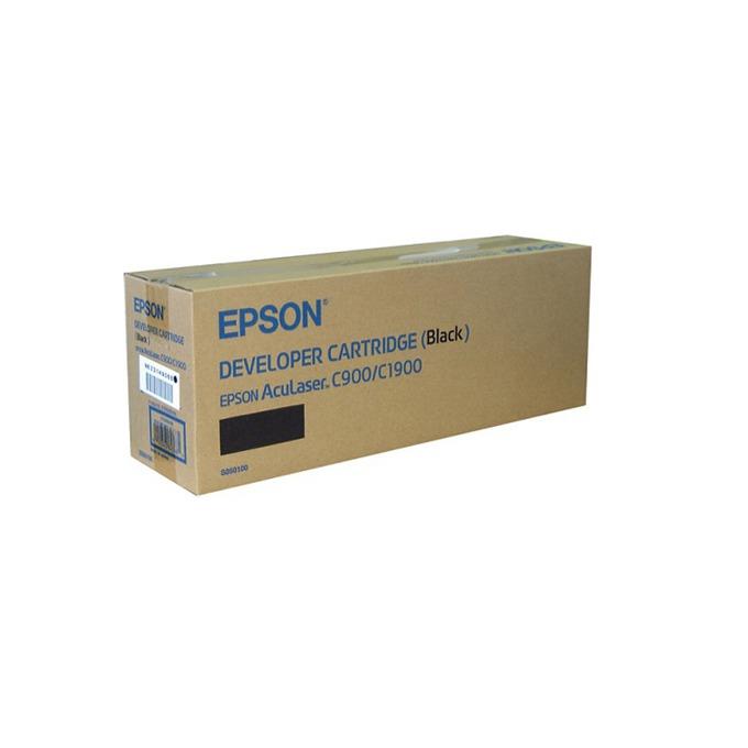 КАСЕТА ЗА EPSON AcuLazer C900/C1900/C1900 Series - Black - P№  C13S050100 - заб.: 4500k image