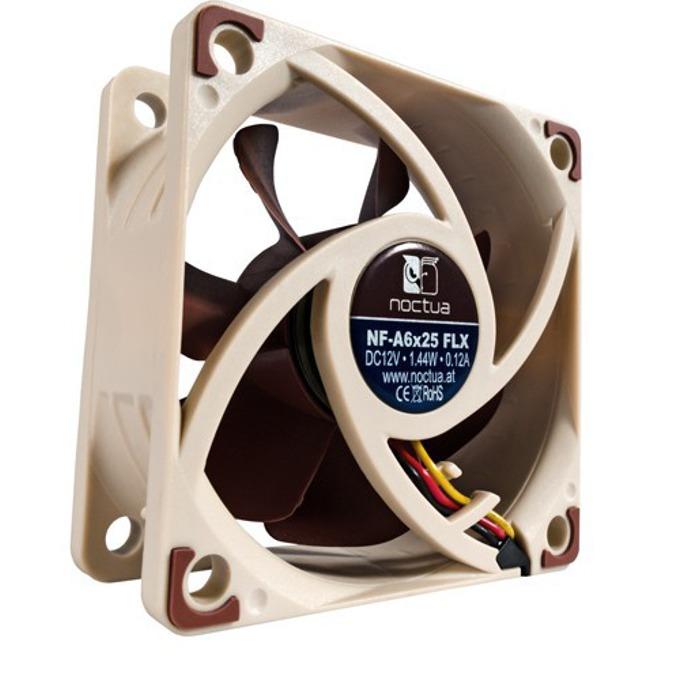 Вентилатор Noctua NF-A6x25 FLX