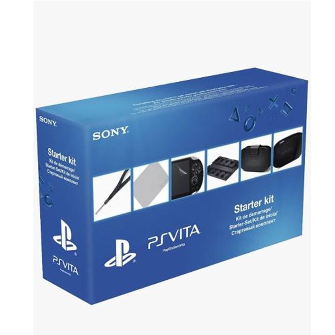 PS Vita Starter Kit product