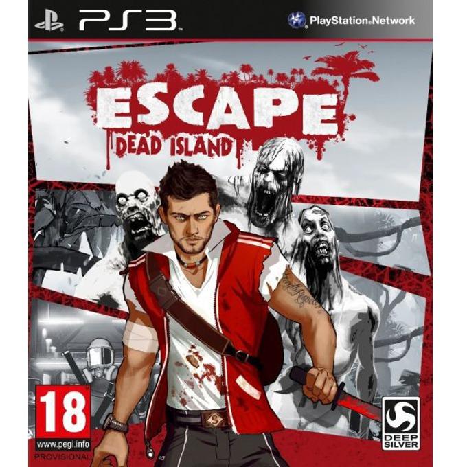 Игра за конзола Escape Dead Island, за PlayStation 3 image