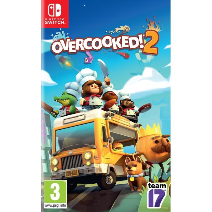 Игра за конзола Overcooked 2, за Nintendo Switch image