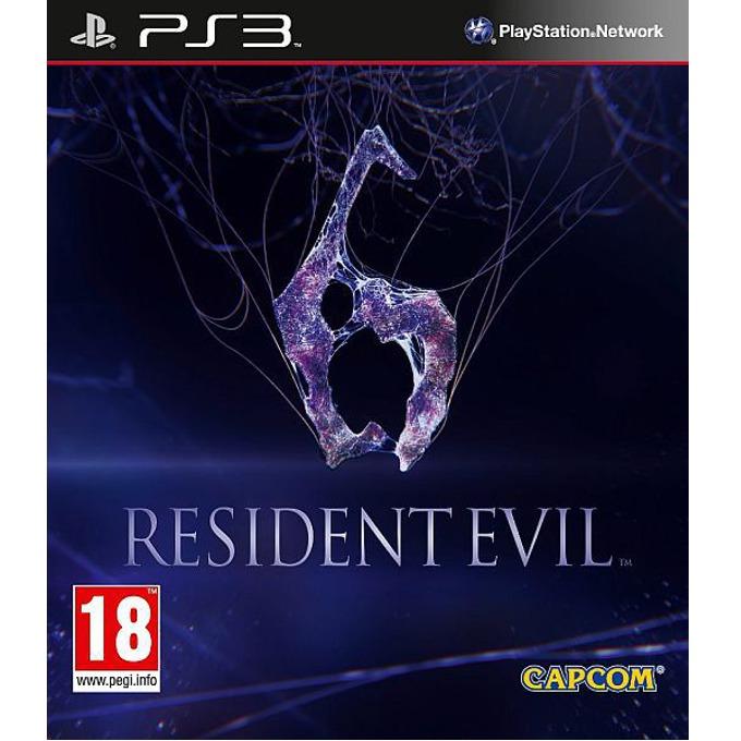 Игра за конзола Resident Evil 6, за PlayStation 3 image
