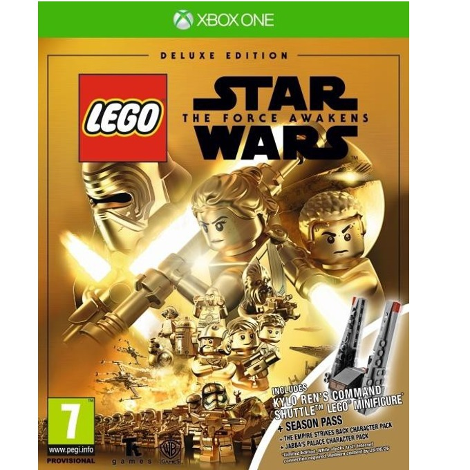 LEGO Star Wars The Force Awakens Deluxe Edition 2, за Xbox One image