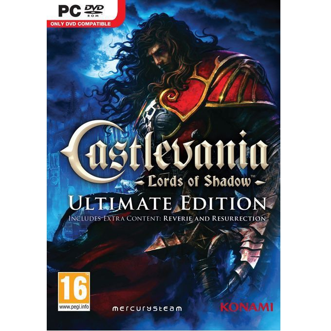 Игра Castlevania: Lords of Shadow: Ultimate Edition, за PC image
