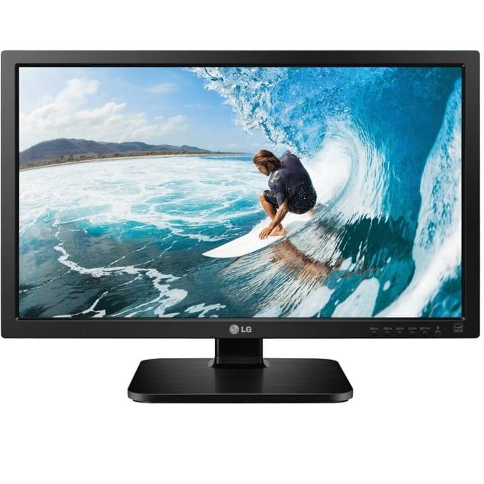 """Монитор 23.8"""" (60.45 cm) LG 24MB37PY, IPS панел, FULL HD LED, 5ms, 5 000 000:1, 250cd/m2, DisplayPort, DVI image"""