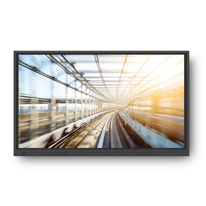 "Интерактивен дисплей Newline Interactive TruTouch TT-6518VN, 65"" (165,1 cm) 4K UHD сензорен дисплей, Display Port, 4x HDMI, LAN, 4x USB, RS232 image"