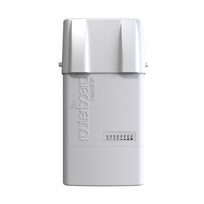 Точка за достъп MikroTik BaseBox 2, 2.4GHz, Wireless N, 1000mW, mini PCI-E, USB, 1 x 10/100/1000 Ethernet Port image