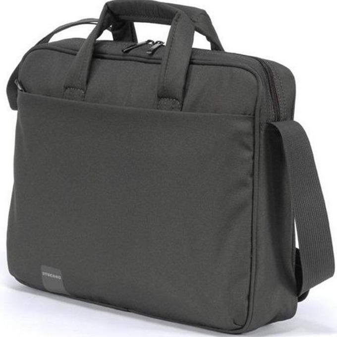 "Чанта за лаптоп TUCANO BSTP-GM, Start Plus, 15.4-16.4""(39.12-41.66cm), сиво-кафяв  image"