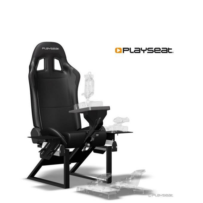 Геймърски стол Playseat Air Force, черен image