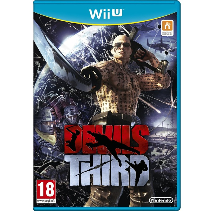 Игра за конзола Devils Third, за Wii U image