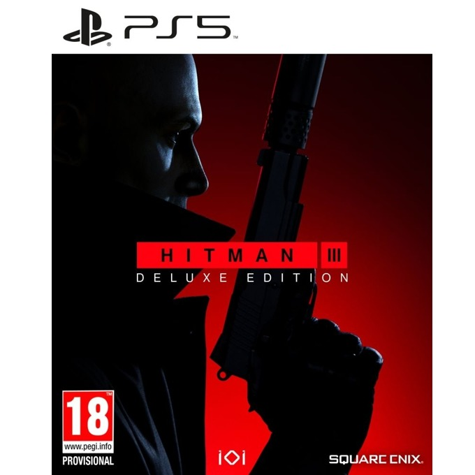 Hitman III Deluxe Edition PS5 product