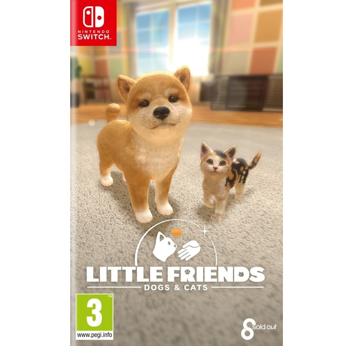 Little Friends: Dogs & Cats, за Nintendo Switch image