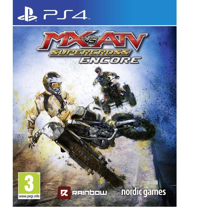 MX vs ATV Supercross Encore Edition, за PS4 image
