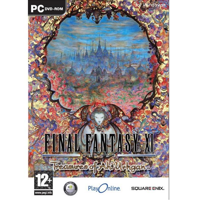 Final Fantasy XI: Treasures of Aht Urhgan, за PC image