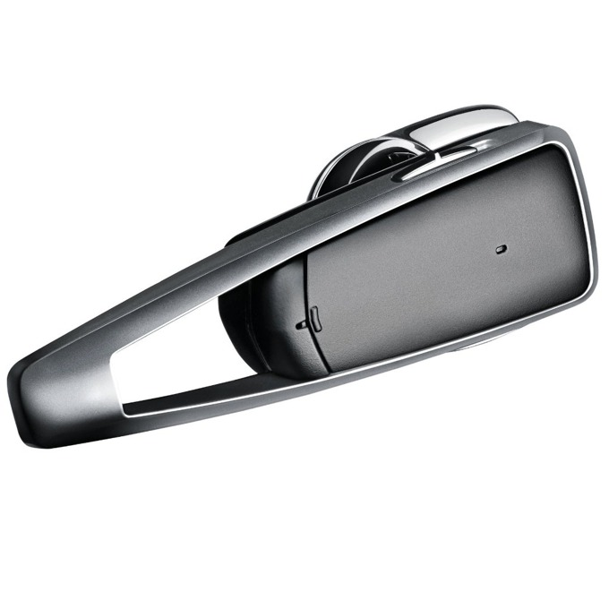 Слушалка Plantronics M1100, безжична, двоен микрофон, DSP, A2DP, работа с 2 устройства, micro USB, Bluetooth, сребрист image