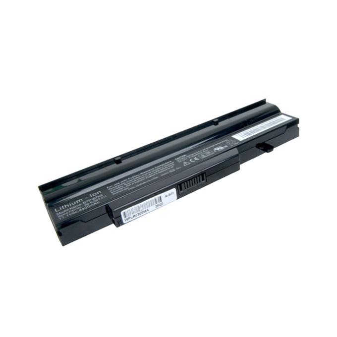Батерия (заместител) за лаптоп Fujitsu Simens, съвместима с модели Amilo V3405 V3505 V8210 Li1718 Li1720 Li2727, 6 cells, 11.1V, 4400mAh image