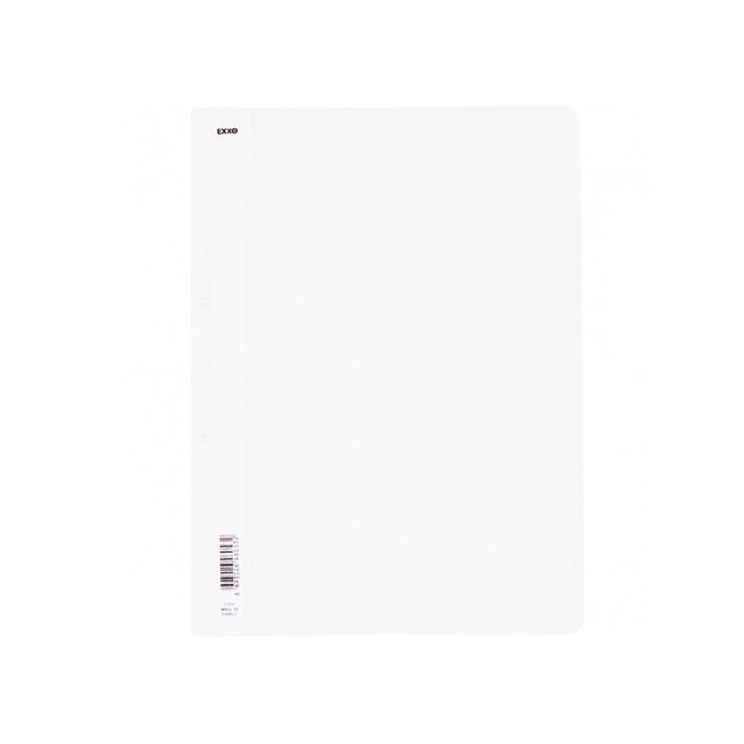 Папка PVC перфорация Lux бяла product
