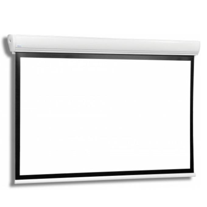 Екран Avers STRATUS 2 TENSION (21-16 MG BB), електрически за таван, Matt Grey, 2100x1600 мм, 4:3 image