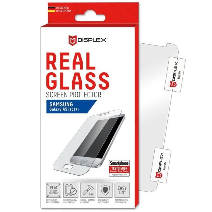 Протектор от закалено стъкло /Tempered Glass/, Displex 00702, за Samsung Galaxy A5 2017 image